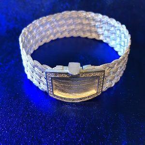 Handcrafted .925 Sterling Silver Bracelet